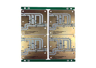 High Frequency PCB Printed Circuit Board Manufacturing , High Speed Board Design