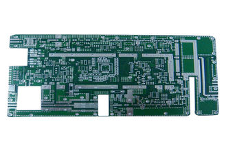 Fiberglass High Frequency PCB Board with Immersion silver 1.2mm Thick