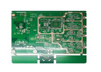 China High Tg170 Fr4 PCB manufacturer Professional Customized 1.6mm HASL Lead Free factory