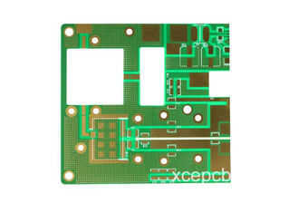 High TG FR4 Material PCB and PCB Assembly ISO14001 Certification