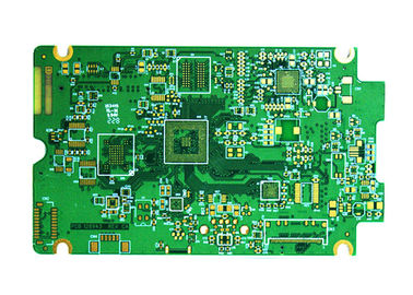 1.0mm Thick High TG PCB / Tg 180 Circuit Multilayer Board with Layout Service