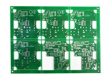 China 94v0 FR4 Multilayer PCB HASL Printed Circuit Board Electronic Parts factory