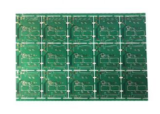 China 4 Layer OSP PCB Printed Circuit Board 0.15-4.5 mm Thickness ISO14001 Certification factory