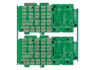 Custom Prototype FR4 Multilayer PCB Fast Turn 6 Layers Fr4