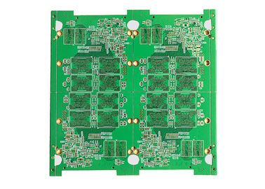 Electronic Print Circuit Board Rohs 6 Layer Fr4 Based PCB Supplier