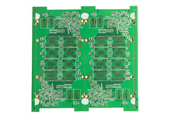 China Electronic Print Circuit Board Rohs 6 Layer Fr4 Based PCB Supplier factory