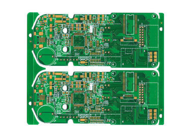 China 1.6mm Immersion Gold Fr4 PCB Board High Performance with Design Service factory