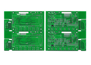 FR4 Substrate Multilayer Printed Circuit Board , Circuit Board Fabrication
