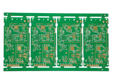China High TG170 FR4 Multilayer HDI PCB Board Buried and Blind Via Holes factory