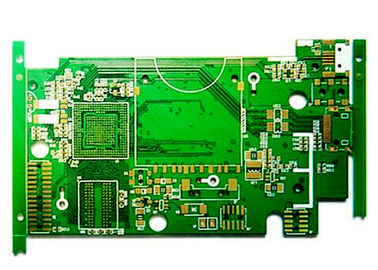 China 1oz Copper HDI PCB Board 6 Layer PCB Manufacturer with Buried Vias factory