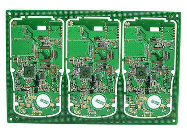 China Electronic High Density Interconnect Pcb Blind Hole / Buried Hole factory