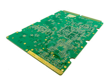 China OSP 8 Layer HDI PCB Board Quick Turn Prototype Service Heavy Cooper factory