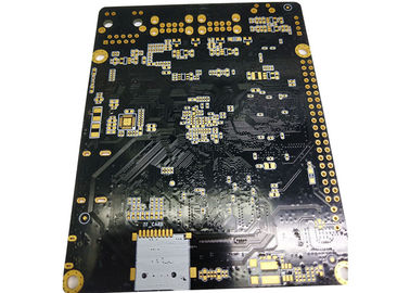 China Two layer Fr4 Printed Circuit Double Sided Board with PCB Design factory