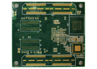 China OSP Entek Double Sided PCB , Double Sided Circuit Board High Temperature Tg 130hs factory