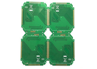 China Custom 94V0 Fr4 Double Sided Electronic Circuit Board for Electronics factory