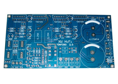 Fast Delivery 1.2mm 94V0 Fr4 Double Layer PCB with Reverse Engineering