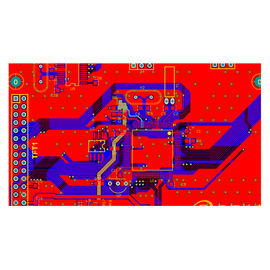China ODM Electronic PCB Layout Assembly Services 0.3mm Min Space Rigid PCB factory