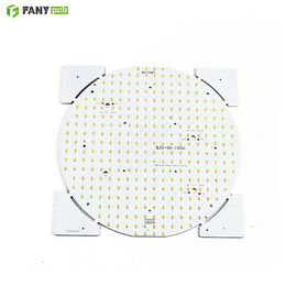 China 1mm thick solder mask ink Aluminum Clad PCB electronic circuits board factory