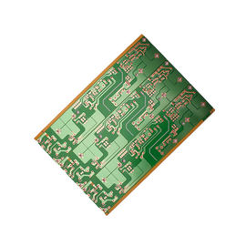 China Ru 94vo 8 Layer FR4 Custom Printed Circuit Board Polyimide & FPC Board factory