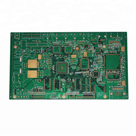 China Hasl & Carbon Printing 4 Layer Printed Pcb Circuit Boards With One Stop Service factory