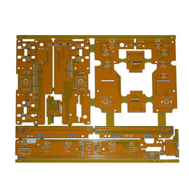 China Fr4 Based Material 6 Layer PCB Printed Circuit Board With 94v0 , 410mm * 360mm factory