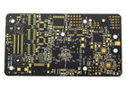 Customized High TG PCB Matte Black FR4 Material and PCB Assembly supplier