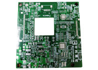 Fr4 Double Sided PCB Fabrication / Customized Fast Turn PCB HAL Surface Treatment supplier