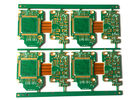 Matt Green 4 Layer Rigid Flex PCB , Fr4 Rigid PCB Board Manufacturer supplier
