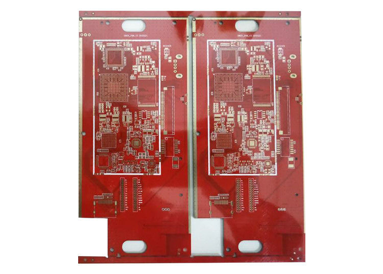 FR4 	High TG PCB / PCBA Multilayer Printed Circuit Board ISOLA Material Brand supplier