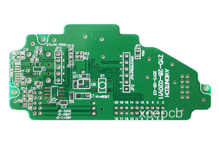 OEM Fr4 94v0 High Tg PCB And PCBA Factory , High Speed Pcb Design supplier