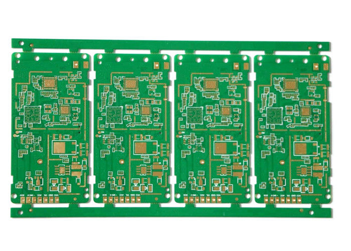 High TG170 FR4 Multilayer HDI PCB Board Buried and Blind Via Holes supplier