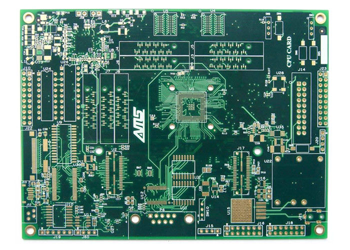 1oz - 2oz HDI PCB Board BGA Printed Circuit Board ENIG Surface Treatment supplier