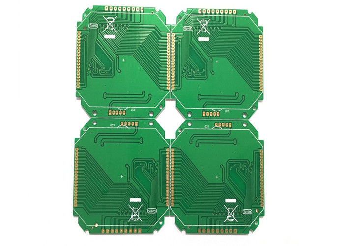 Custom 94V0 Fr4 Double Sided Electronic Circuit Board for Electronics supplier