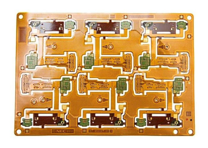 Multilayer Rigid Flex PCB Design Prototype Printed Circuit Board supplier