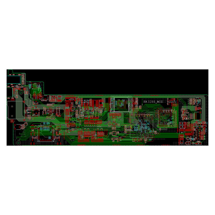 Customized PCB Layout Services One Stop Service Rigid Flex Board Type supplier