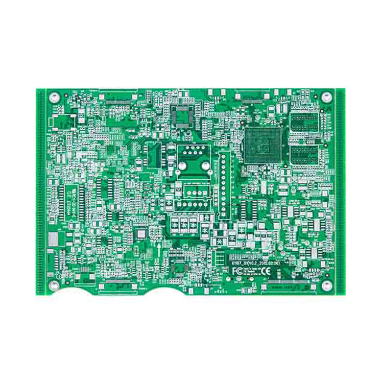 Fanyi PCB blind and buried via fr4 multilayer pcb circuit board supplier