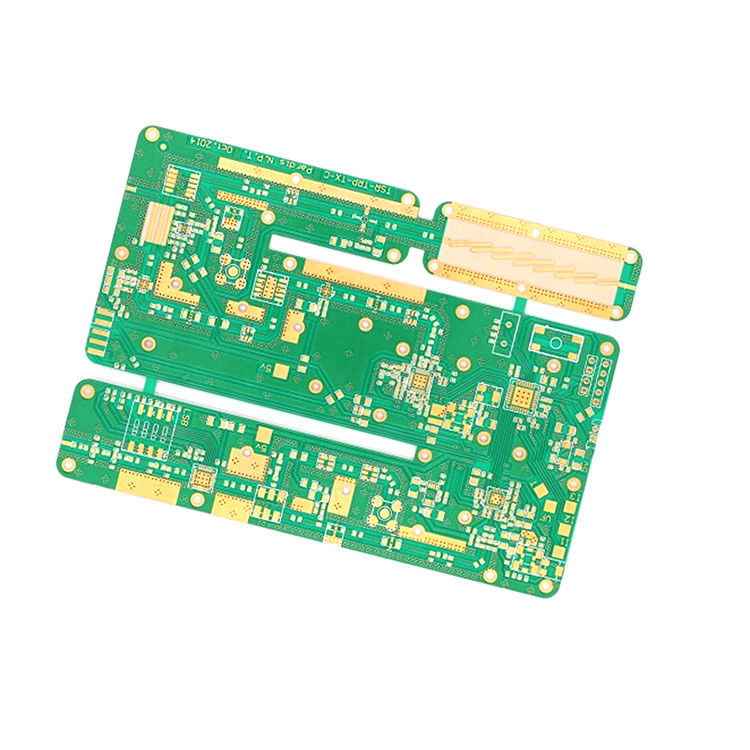 Customization Rogers RO4003c Metal Core PCB 4 Layer Board Long Life Time supplier