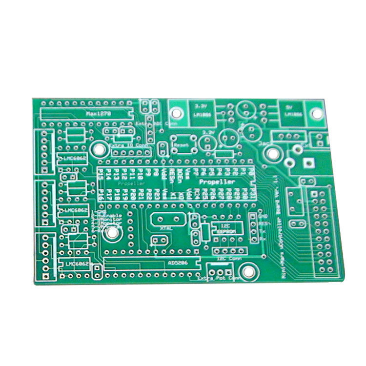 High TG 170 Multilayer 4 Layers FR-4 94v-0 PCB Circuit Board 0.2-7.0mm Thickness supplier